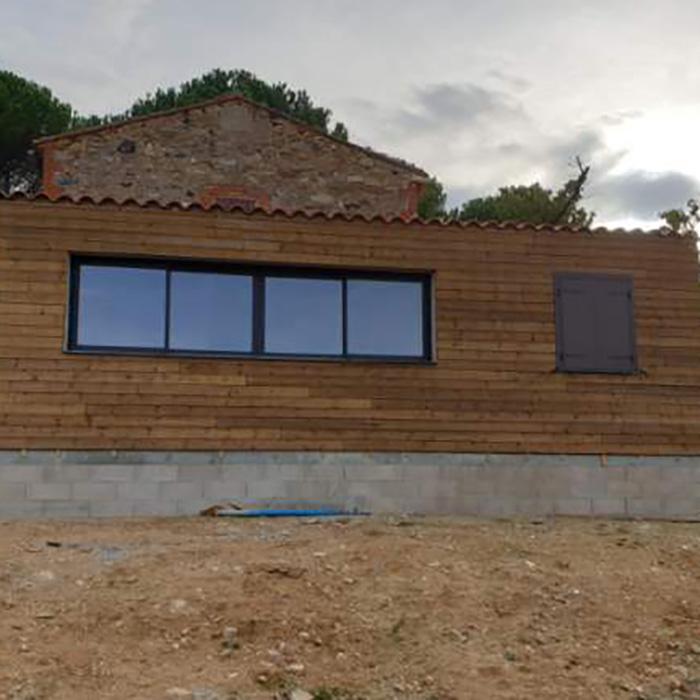 Des travaux de menuiserie bois à Perpignan réussis avec AZ Menuiserie
